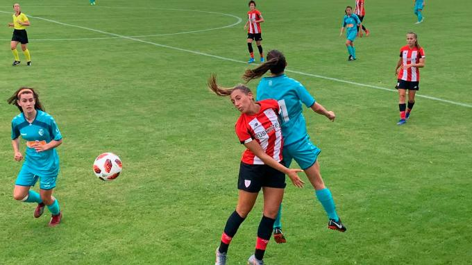 El Athletic Femenino ha derrotado a Osasuna por 5-3. (Foto: Athletic Club)
