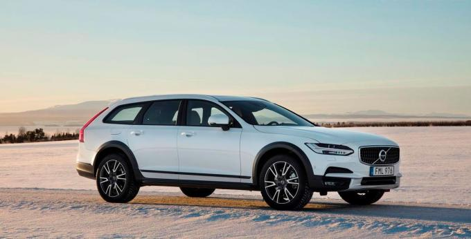 Volvo V90 Coss Country