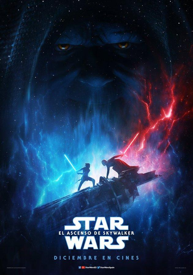 Poster de El Ascenso de Skywalker