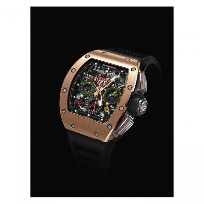 RM 11-02 Flyback Chronograph Dual Time