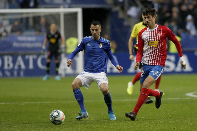 Real Oviedo VS Real Sporting (Foto: Luis Manso).
