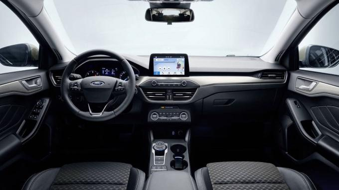 Focus Sportbreak interior
