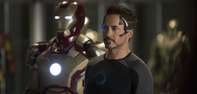 Robert Downey Jr. como Tony Stark (Foto: Marvel Studios).