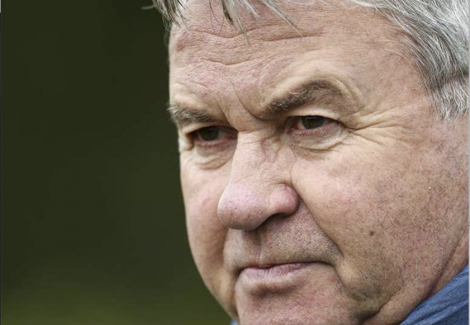 Guus Hiddink (Foto: EFE)