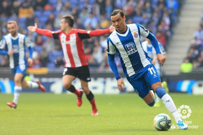 RDT, ante el Athletic (Foto: LaLiga).