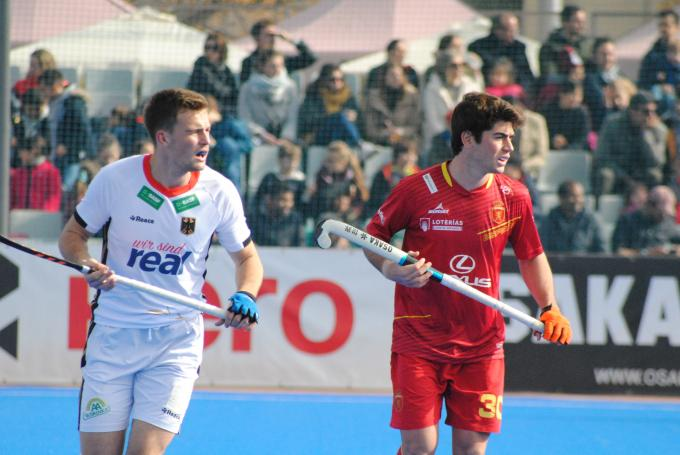 Alemania se impone ante los Redsticks en la FIH Pro League