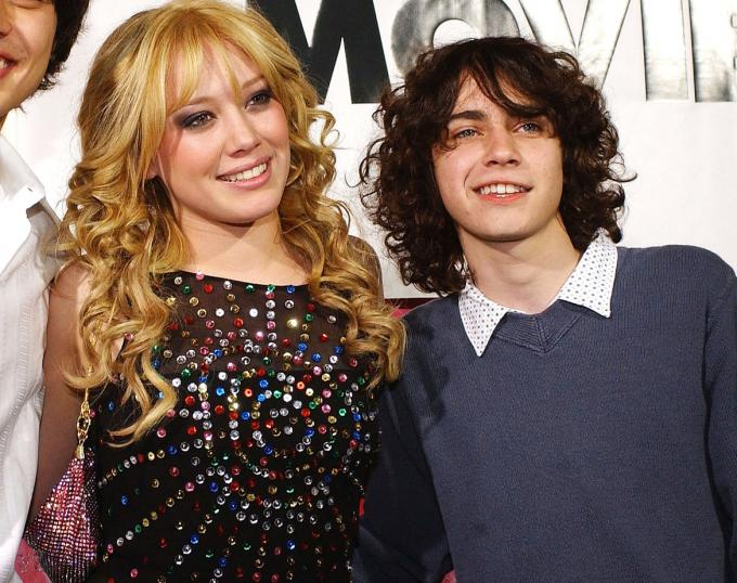 Hilary Duff y Adam Lamberg iban a estar en el proyecto de Disney+ (Foto: Getty Images).