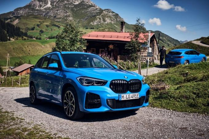 BMW X1 híbrido enchufable