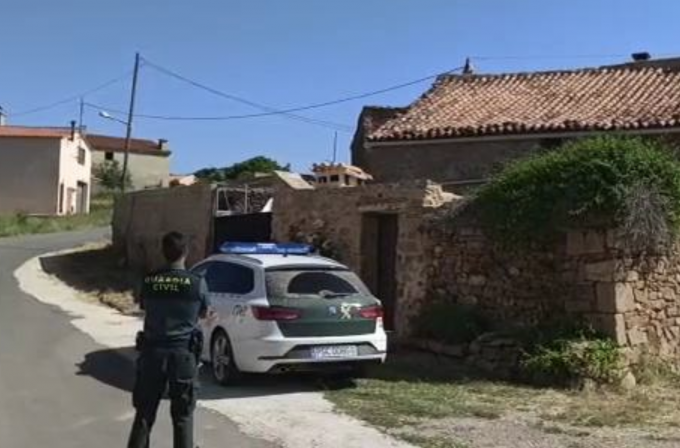 La Guardia Civil rastrea al Rambo de Requena