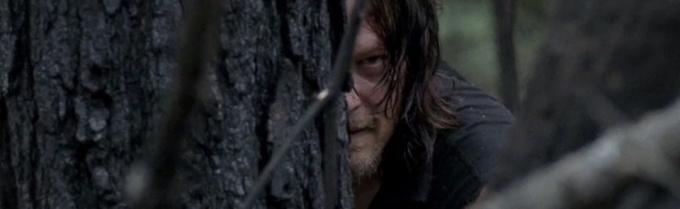 Daryl 6x06 The Walking Dead